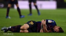 image of Messi Jadi Tumbal Kemenangan Barca atas Sevilla
